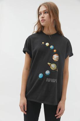 Junk Food Clothing NASA Solar System Tee