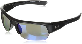 Under Armour UA Big Shot Polarized Wrap Sunglasses