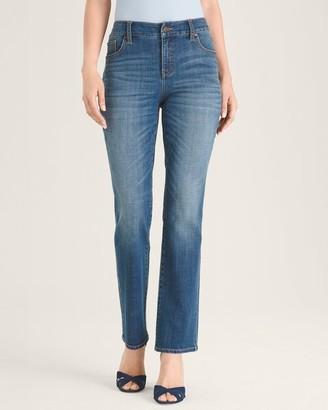 So Slimming Girlfriend Jeans