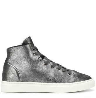 Officine Creative Leggera 102 high-top sneakers