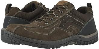Nunn Bush Quest Bicycle Toe Oxford (Brown) Men's Shoes