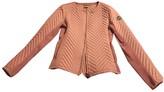Colmar Pink Cotton Jacket for Women