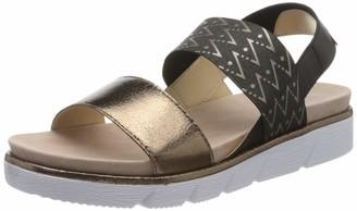 Bugatti Women's 431673845000 Ankle Strap Sandals