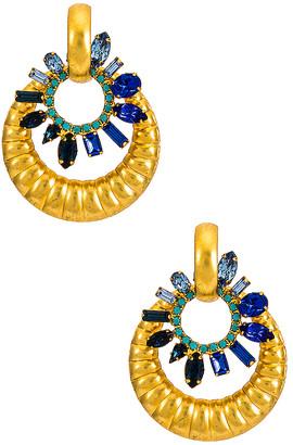Elizabeth Cole Isolde Earrings