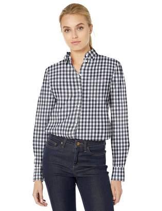 J.Crew Mercantile Women's Long Sleeve Button Down Shirt
