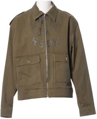 J.W.Anderson Khaki Cotton Jackets