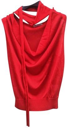 Blumarine Red Top for Women
