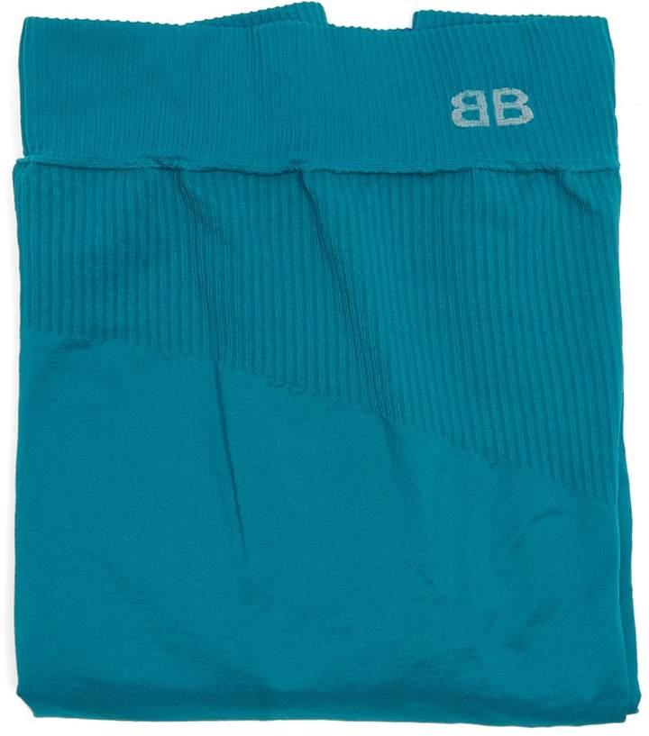 Balenciaga Ribbed tights