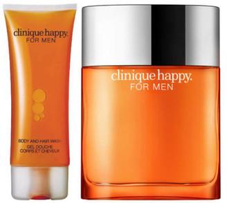 Clinique Happy Duo (50ml Spray, Hair & Body Wash)
