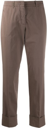 Peserico Relaxed Tailored Trousers