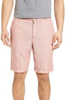 Tommy Bahama Men's Shoreline Stripe Linen Shorts
