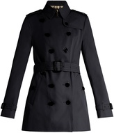 Burberry Sandringham mid-length gabardine trench coat