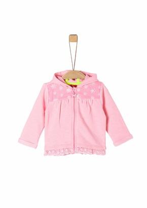 S'Oliver Junior Baby Girls' Sweatjacke Cardigan Sweater