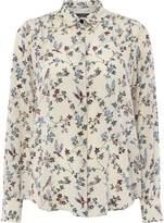 Max Mara Weekend Leandro floral printed shirt