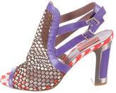 Missoni Var D-Mod Fishnet Sandals w/ Tags