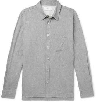 Mr P. Cotton-Flannel Shirt