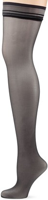 Dim Women's Sexy Fascination Hold-Up Stockings 15 DEN