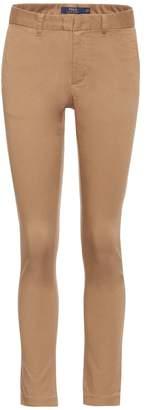 Polo Ralph Lauren Cotton-blend trousers