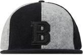 Bibi Chemnitz Black Wool Cap