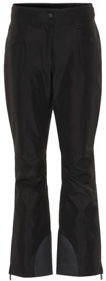 MONCLER GRENOBLE Flared ski pants