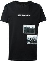 Les (Art)ists photo print T-shirt