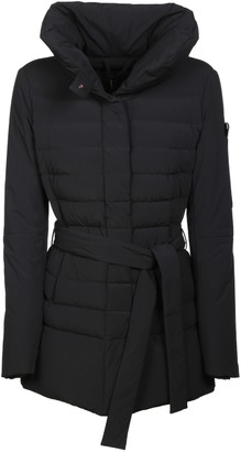 Peuterey Belted Padded Jacket