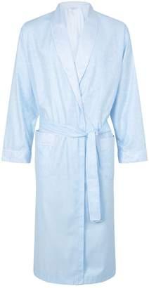 Zimmerli Cotton Jacquard Robe