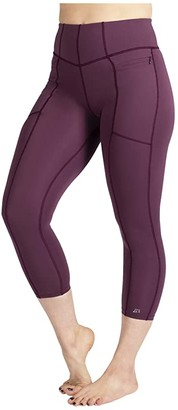 SkirtSports Skirt Sports High-Rise 7/8 Tights (Fig) Women's Casual Pants