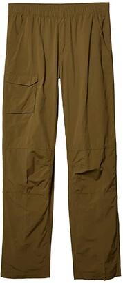 Columbia Kids Silver Ridge Pull-On Pants (Little Kids/Big Kids) (New Olive) Boy's Casual Pants