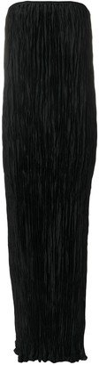 Elizabeth and James Denver pleated maxi dress