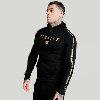 SikSilk Men's Prestige Hoodie