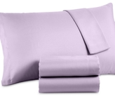 Jessica Sanders CLOSEOUT! Solid Microfiber King Sheet Set