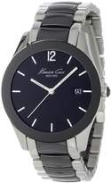 Kenneth Cole New York Women's KC4762 Classic Round Analog Case Ceramic Bezel Watch
