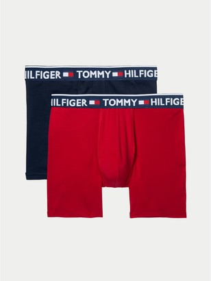 Tommy Hilfiger Bold Cotton Boxer Brief 2PK