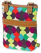 JCPenney Rosetti® Mini Zip Crossbody Bag
