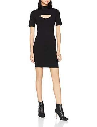 Karen Millen Women's New Coutout Knit Dress8 (Size:S)