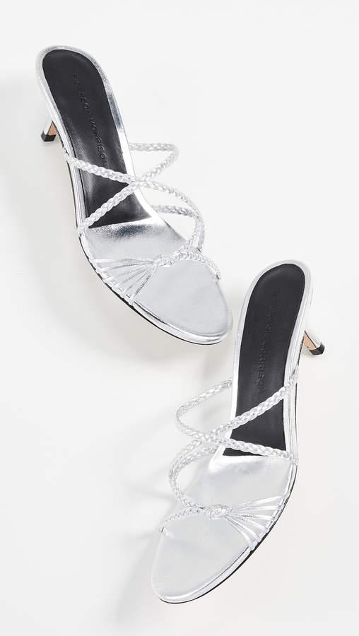 4123ca1ee79 Fyona Kitten Heel Slides