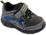 Unbranded DC Comics Batman Toddler Boys' Light Up Shoes
