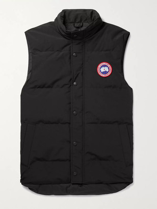 Canada Goose Garson Slim-Fit Quilted Shell Down Gilet