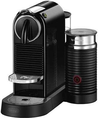 De'Longhi Delonghi Nespresso Citiz Single-Serve Espresso Machine & Aeroccino Milk Frother