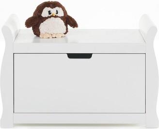 O Baby Stamford Sleigh Toy Box