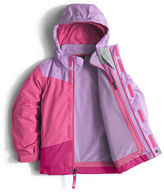 The North Face Mountain View Triclimate® Hooded Colorblock Jacket, Size 2-4