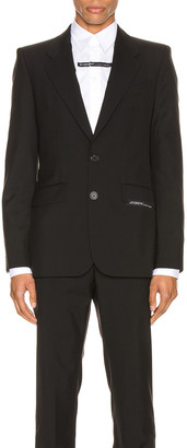 Givenchy Blazer in Black   FWRD