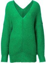 G.V.G.V. off shoulder pullover