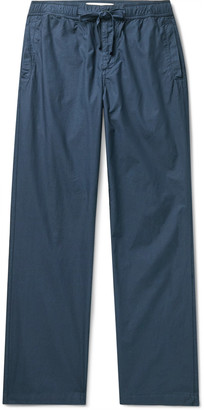 Orlebar Brown Cothay Cotton-Poplin Drawstring Trousers