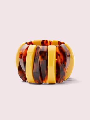Kate Spade Urban Jungle Asymmetrical Stretch Bracelet