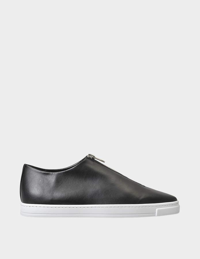 Stella McCartney Zip Loafers