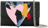 Maison Margiela abstract print chain bag