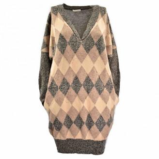 Chloé Beige Cashmere Knitwear