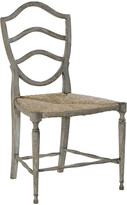 William Yeoward Bodiam Side Chair - Greyed Oak